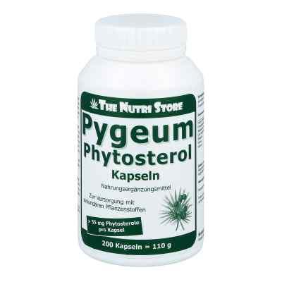 Pygeum Phytosterol vegetarisch Kapseln  bei apo-discounter.de bestellen