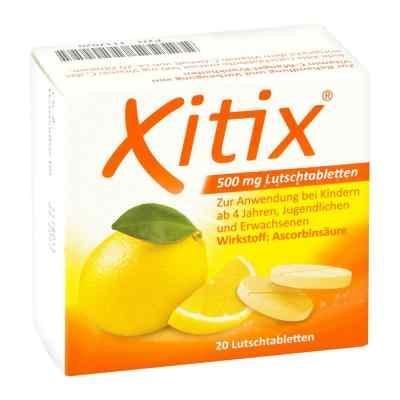 Xitix Lutschtabletten  bei apo-discounter.de bestellen