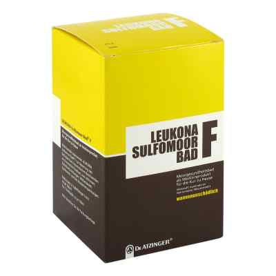 Leukona Sulfomoor Bad F  bei apo-discounter.de bestellen