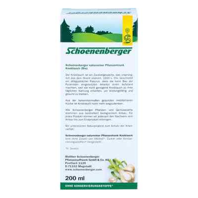 Knoblauch Naturreiner Pflanzentr.schoenenberger  bei apo-discounter.de bestellen