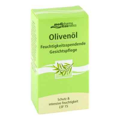 Olivenöl feuchtigkeitsspendende Gesichtspflege  bei apo-discounter.de bestellen