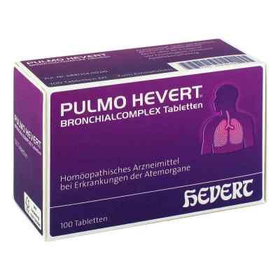 Pulmo Hevert Bronchialcomplex Tabletten  bei apo-discounter.de bestellen