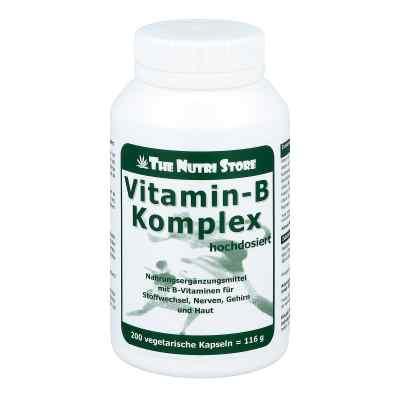 Vitamin B Komplex hochdosiert Kapseln  bei apo-discounter.de bestellen
