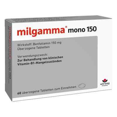 Milgamma mono 150 überzogene Tabletten  bei apo-discounter.de bestellen