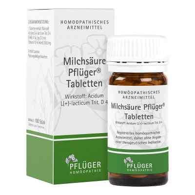 Milchsäure Pflüger Tabletten  bei apo-discounter.de bestellen