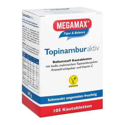 Topinambur Aktiv Megamax Kautabletten  bei apo-discounter.de bestellen