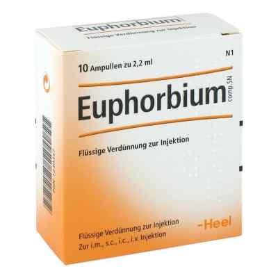 Euphorbium Compositum Sn Ampullen  bei apo-discounter.de bestellen