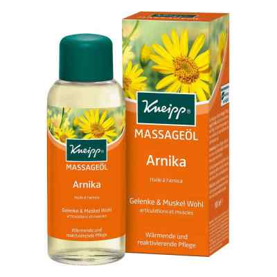 Kneipp Massageöl Arnika  bei apo-discounter.de bestellen