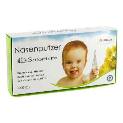 Klugzeug Nasenputzer Soforthilfe