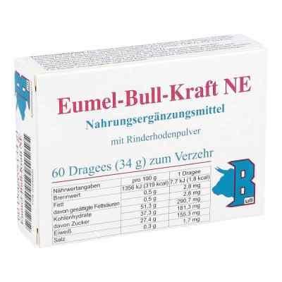 Eumel Bull Kraft Ne Dragees  bei apo-discounter.de bestellen