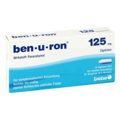 Ben-u-ron 125mg