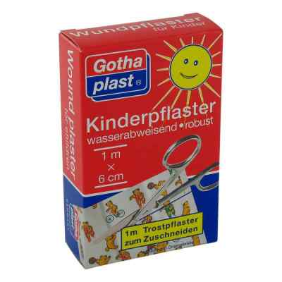 Gothaplast Kinderpflaster 6 cmx1 m  bei apo-discounter.de bestellen