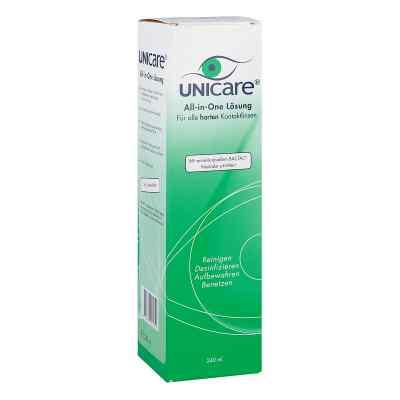 Unicare All in One für harte Linsen Lösung  bei apo-discounter.de bestellen