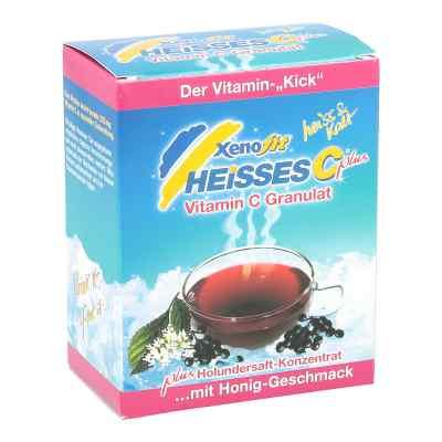 Xenofit Heisses C plus Holunderextrakt Beutel  bei apo-discounter.de bestellen