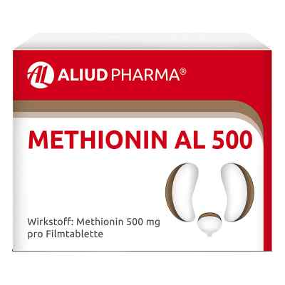 Methionin Al 500 Filmtabletten  bei apo-discounter.de bestellen