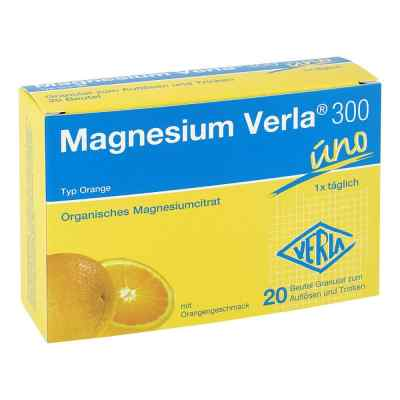 Magnesium Verla 300 Beutel Granulat  bei apo-discounter.de bestellen