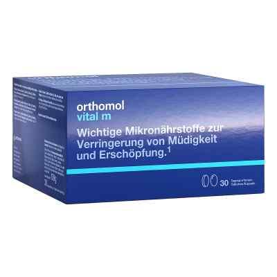 Orthomol Vital M 30 Tabletten /kaps.kombipackung