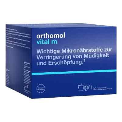 Orthomol Vital M 30 Granulat/kaps.kombipackung