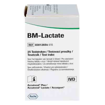 Bm Test Lactate Teststreifen  bei apo-discounter.de bestellen