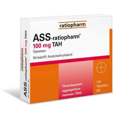 ASS-ratiopharm 100mg TAH  bei apo-discounter.de bestellen