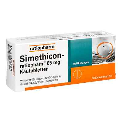 Simethicon-ratiopharm 85mg