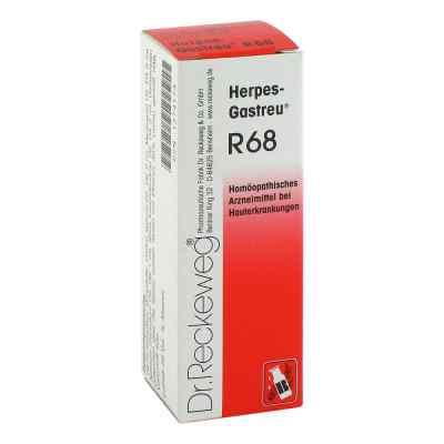 Herpes Gastreu R 68 Tropfen zum Einnehmen  bei apo-discounter.de bestellen