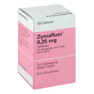 Zymafluor 0,25mg  bei apo-discounter.de bestellen