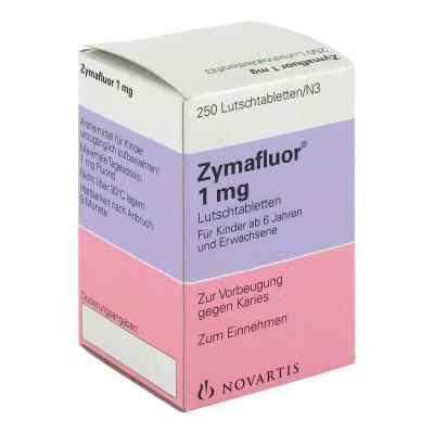 Zymafluor 1,0mg  bei apo-discounter.de bestellen