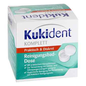 Kukident Bad-dose weiss