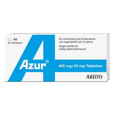 apo-discounter DE-migrated Azur 450mg/50mg