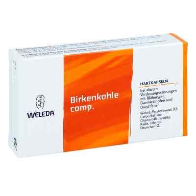 Birkenkohle compositus Hartkapseln  bei apo-discounter.de bestellen