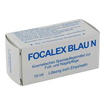 Focalex blau Tinktur  bei apo-discounter.de bestellen