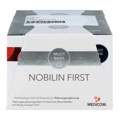 Nobilin First Kombipackung Kapseln  bei apo-discounter.de bestellen