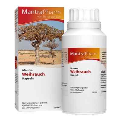 Mantra Weihrauch Kapseln Vitamin E Zink und Selen  bei apo-discounter.de bestellen