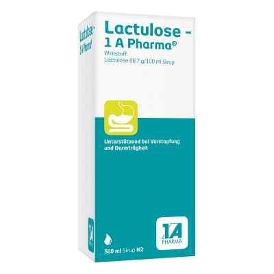 Lactulose-1A Pharma  bei apo-discounter.de bestellen