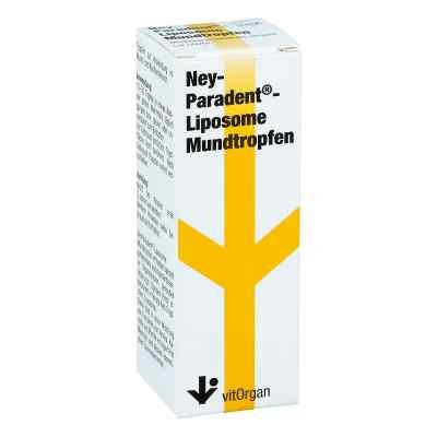 Neyparadent Liposome Mundtropfen  bei apo-discounter.de bestellen