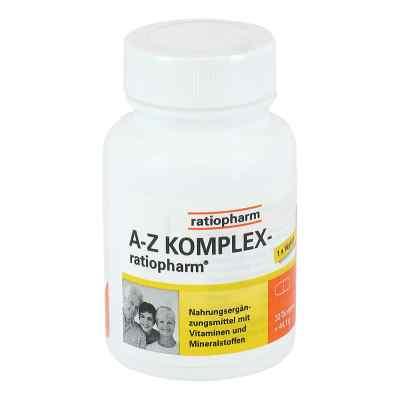 A-z Komplex ratiopharm Tabletten  bei apo-discounter.de bestellen