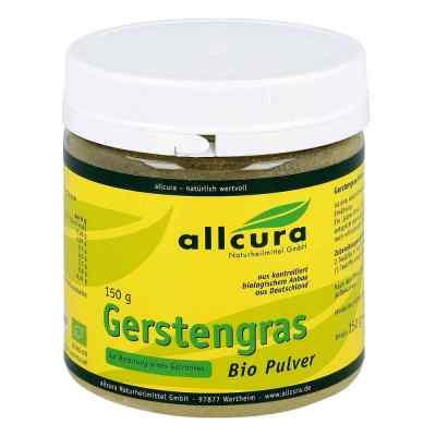 Gerstengras Pulver kbA  bei apo-discounter.de bestellen