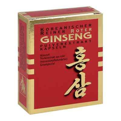 Koreanischer Reiner Roter Ginseng Pulverextrakt
