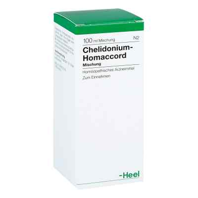 Chelidonium-homaccord Tropfen