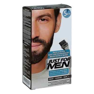 Just for men Brush in Color Gel schwarz  bei apo-discounter.de bestellen