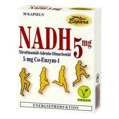 Nadh 5 mg Kapseln  bei apo-discounter.de bestellen