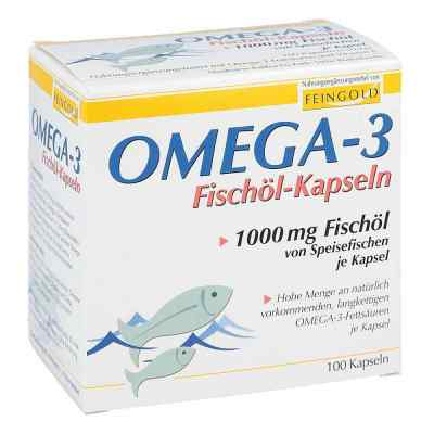 Omega 3 Fischöl Kapseln