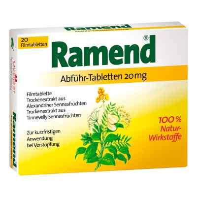 Ramend Abführ-Tabletten 20mg  bei apo-discounter.de bestellen