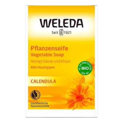 Weleda Calendula Pflanzenseife  bei apo-discounter.de bestellen