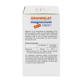 Magnesium Direkt 400 mg Grandelat Pulver  bei apo-discounter.de bestellen