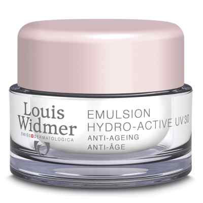 Widmer Tagesemulsion Hydro-active Uv30 leicht parf  bei apo-discounter.de bestellen