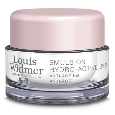 Widmer Tagesemulsion Hydro-active Uv30 unparfümiert   bei apo-discounter.de bestellen