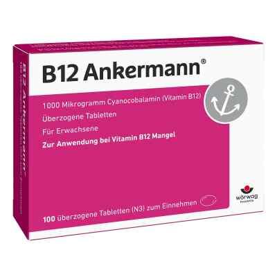 B12 Ankermann überzogene Tabletten  bei apo-discounter.de bestellen