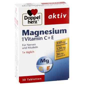 Doppelherz Magnesium mit Vitamin C+e Tabletten